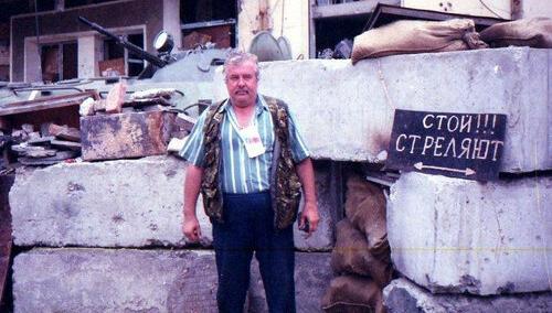 Александр Харченко стал лауреатом главной литературной премии Тверской области