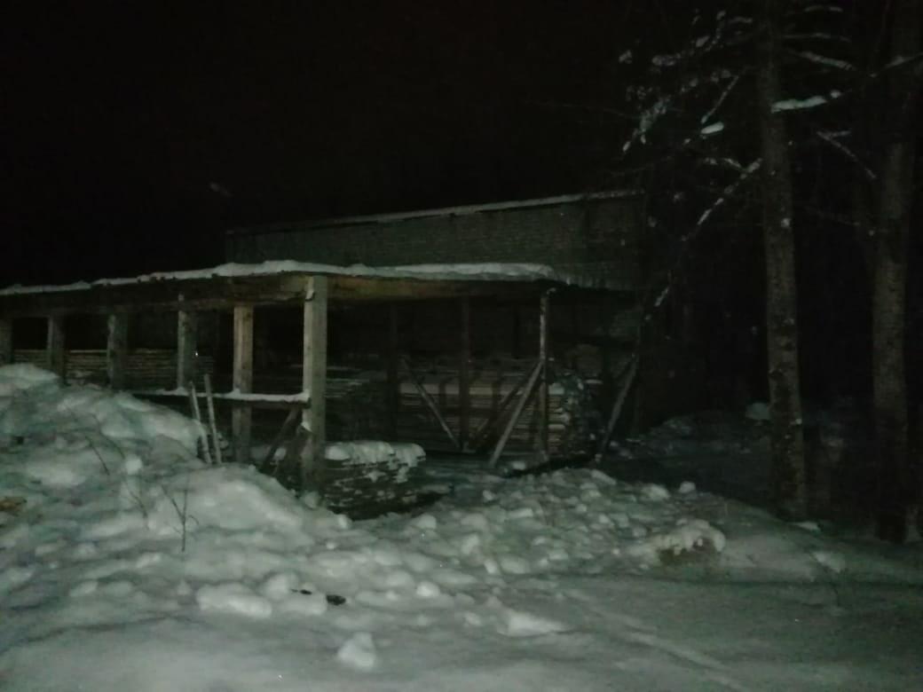 В Тверской области при пожаре на пилораме погиб мужчина - новости Афанасий