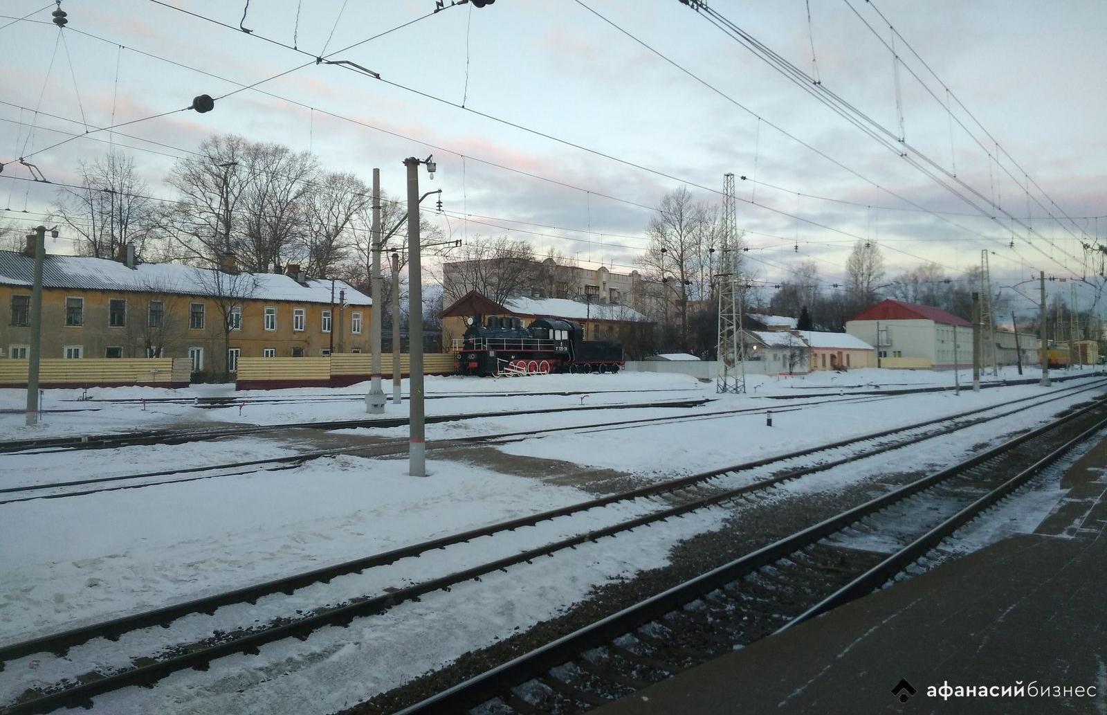 Прокуратура проверяет обстоятельства схода с рельсов снегоуборочного поезда в Тверской области  - новости Афанасий