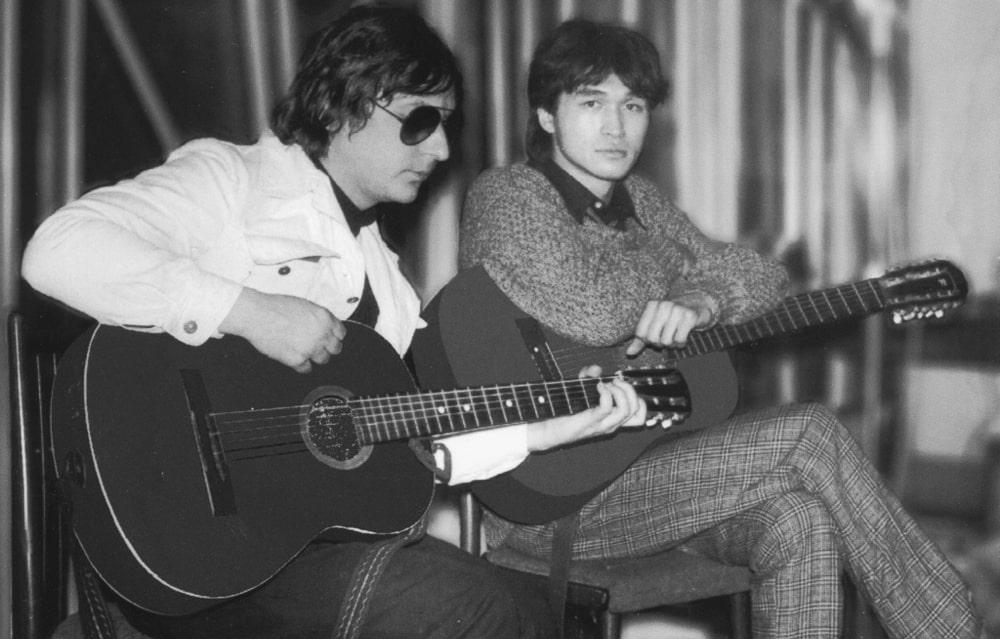 В Твери пройдет акустический вечер песен Виктора Цоя и группы «КИНО» - новости Афанасий