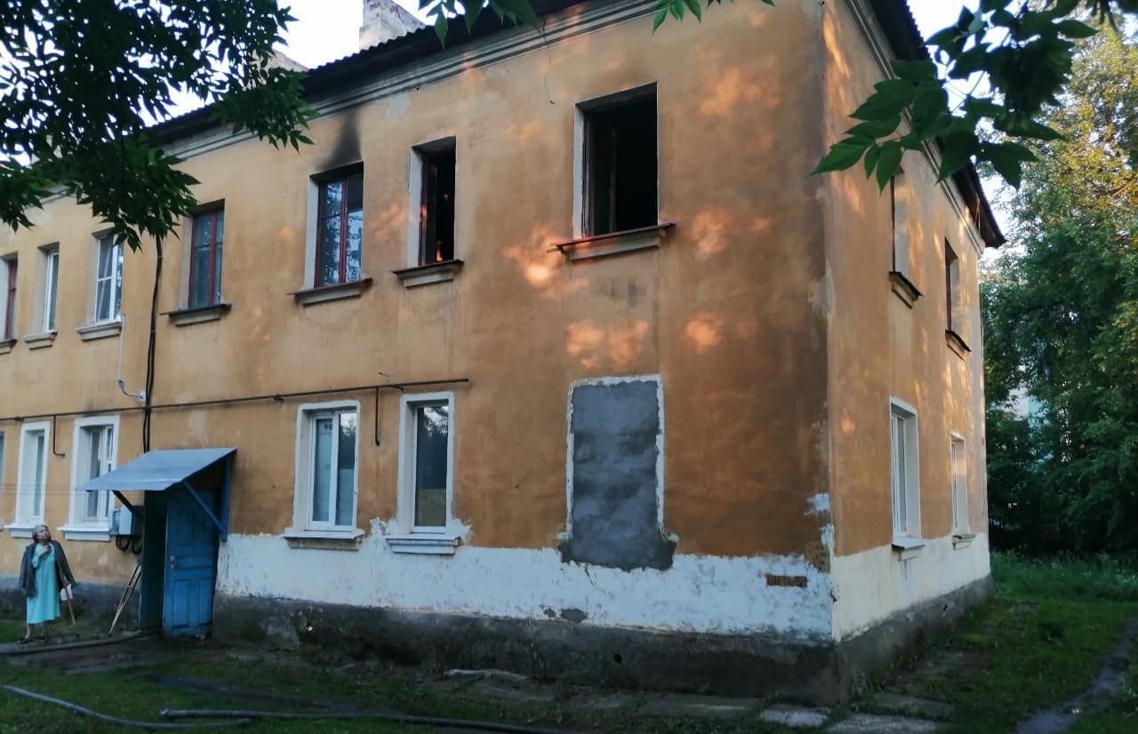 На пожаре в Ржеве Тверской области погиб мужчина - новости Афанасий