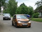 В Оленине только четвертая часть дорог с асфальтобетонным покрытием, поэтому муниципалитету еще есть, над чем работать