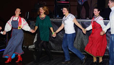 «Только гусли! Только хардкор!» - с хороводами и танцами в Твери прошел фестиваль «Морозная радуга»