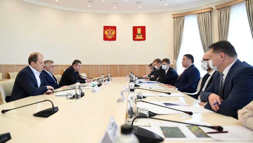 АО «Русские Фонды» планирует реализовывать новые инвестиционные проекты в Тверской области - новости Афанасий