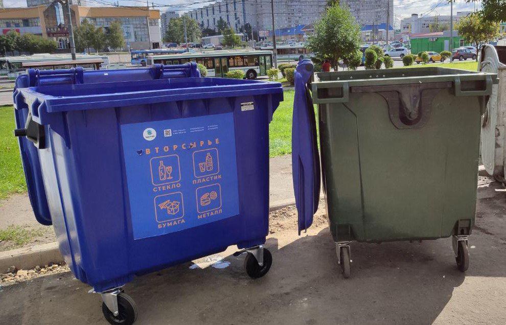 В Тверской области внедряют дуальную систему сбора мусора - новости Афанасий