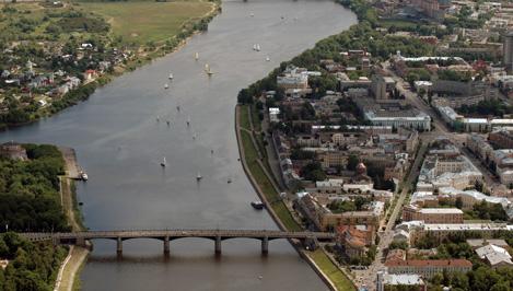 Тверь на три месяца станет столицей фестиваля искусства и урбанистики «М10»