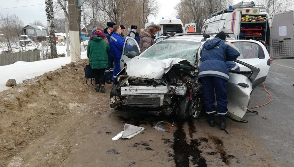 В Твери будут судить виновницу ДТП на Московском шоссе, в котором погибли два человека