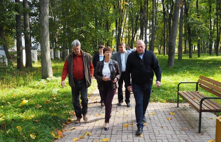 Зубцовский район: ремонт дорог, благоустройство и газификация - новости Афанасий