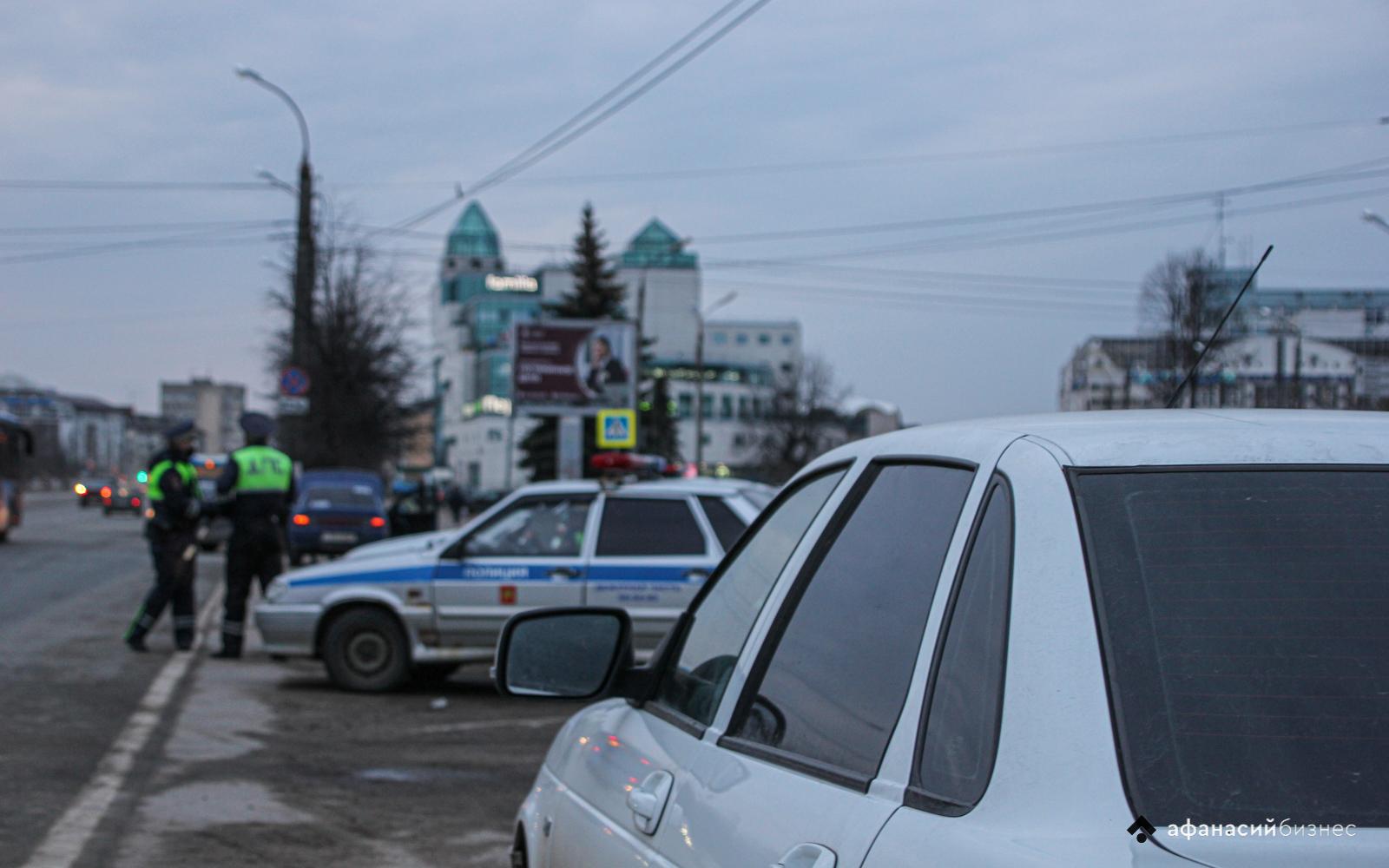 Тотальная зачистка: масштабный рейд провели автоинспекторы на улицах Твери