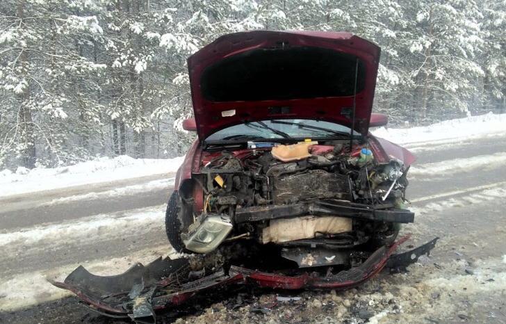 Нетрезвый водитель выехал на встречку в Тверской области