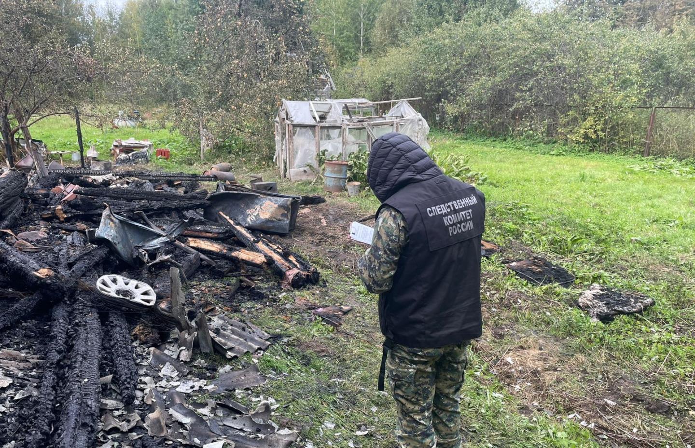 Два человека погибли в огне пожара в Тверской области - новости Афанасий