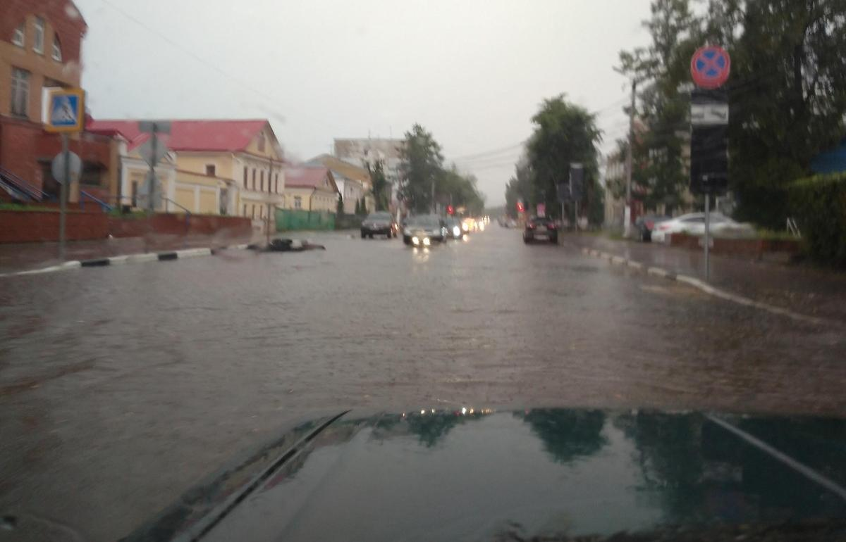 В российских городах планируют привести в порядок ливневки - новости Афанасий