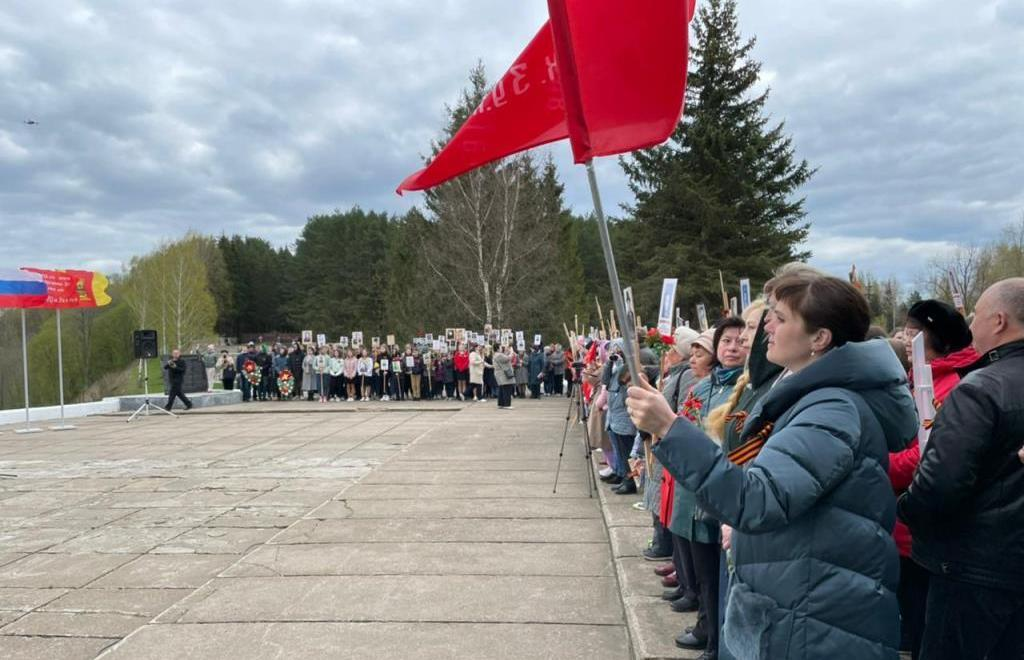 В городах воинской доблести Белом и Зубцове проходят праздничные мероприятия в честь Дня Победы - новости Афанасий