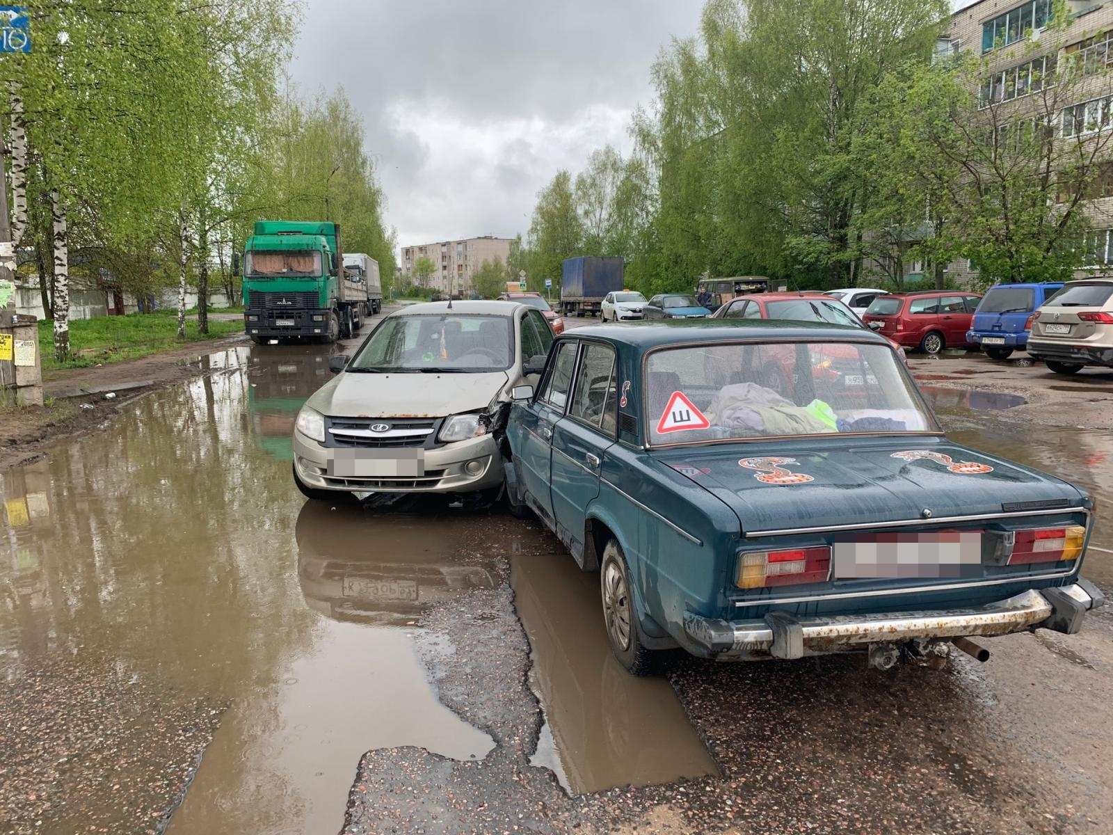 В Тверской области виновник ДТП с пострадавшим отказался пройти тест на опьянение - новости Афанасий