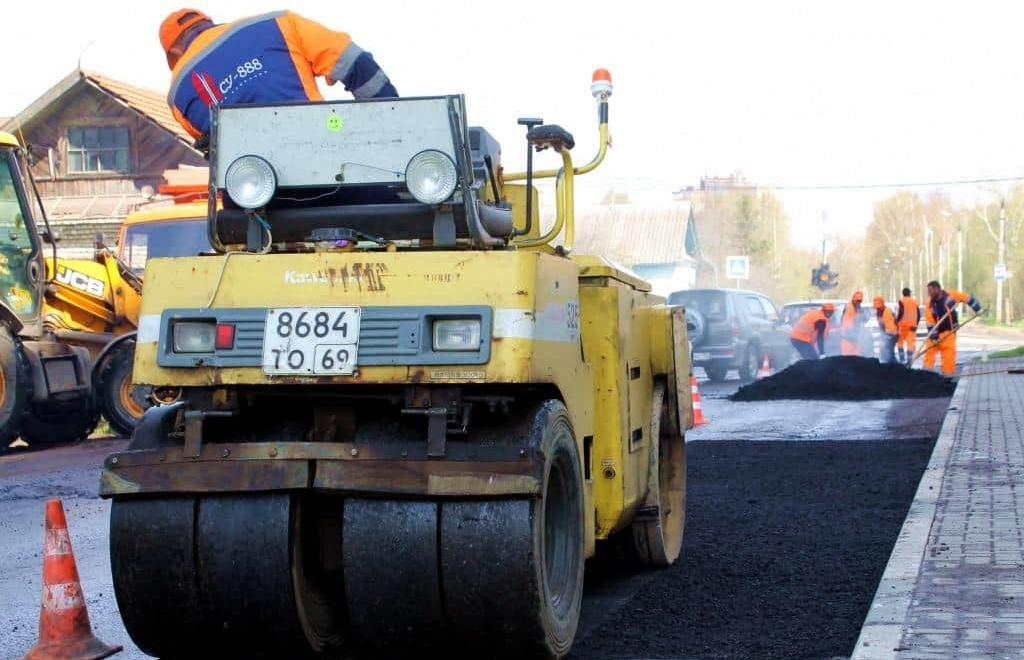 На ремонт дорог в Московском и Пролетарском районах Твери потратят 450 млн рублей - новости Афанасий