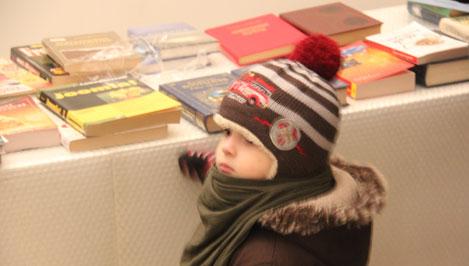 Тверская молодежь примет участие в творческом конкурсе на самый оригинальный плакат «Время читать!»