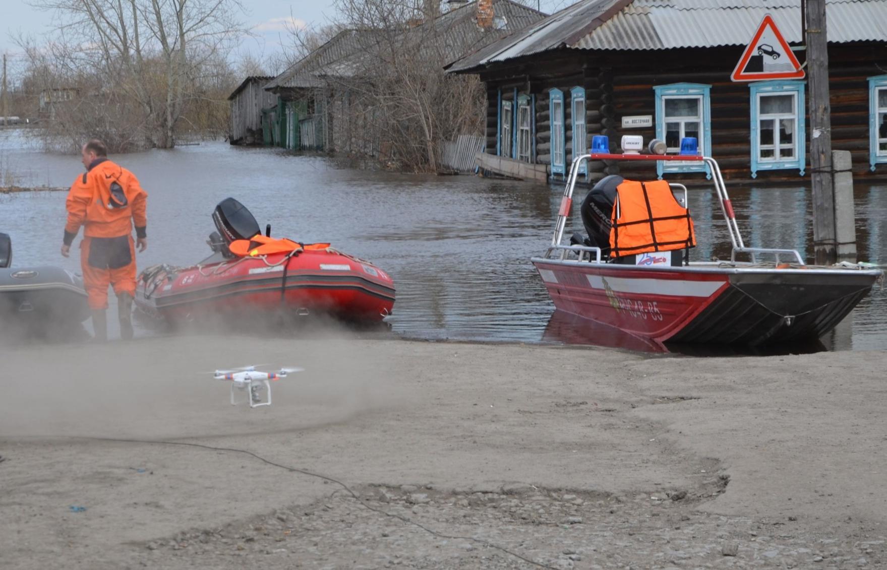 В Тверской области готовятся к паводкам