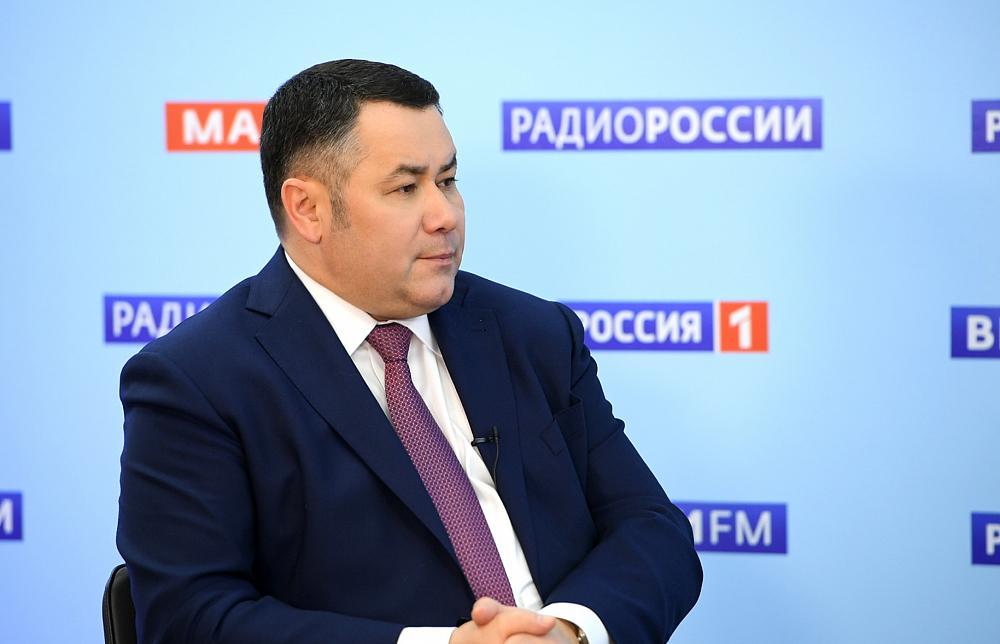В эфире «Россия 24» Игорь Руденя расскажет о профилактике COVID-19 и ОРВИ - новости Афанасий