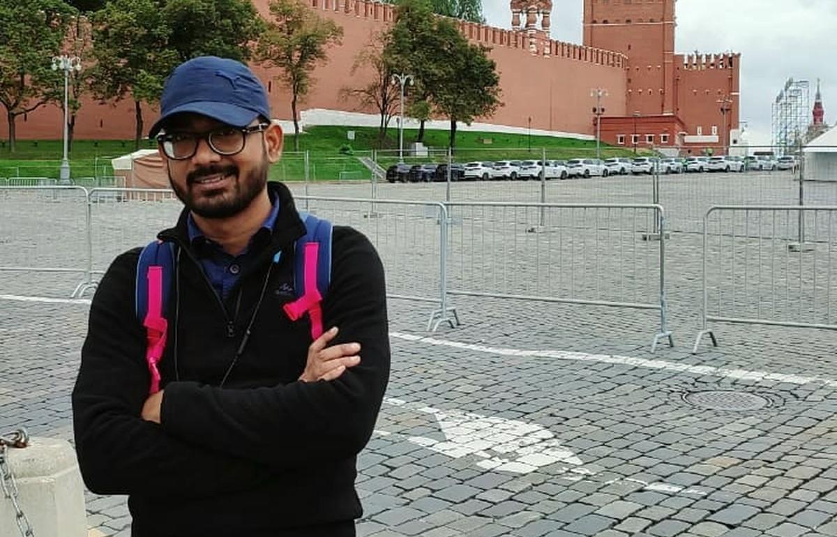 Индийский велопутешественник собирается доехать по Волге от Астрахани до Твери - новости Афанасий