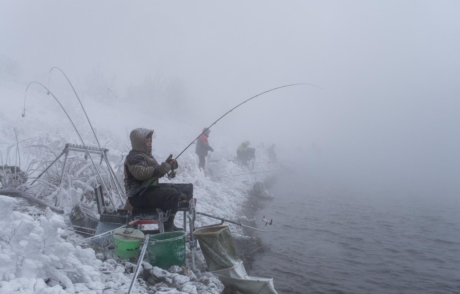 В Тверской области прошла «сумасшедшая» рыбалка - новости Афанасий