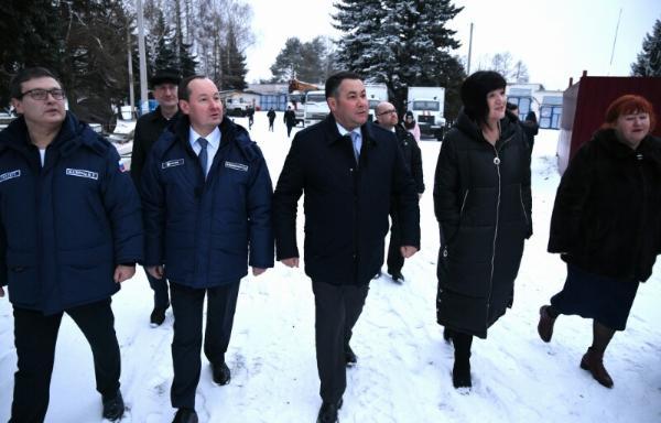 Тверская область в числе первых регионов начинает консолидировать электросетевые активы - новости Афанасий
