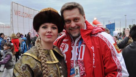 Всероссийский историко-этнографический музей достойно представил Тверскую область на Олимпиаде в Сочи