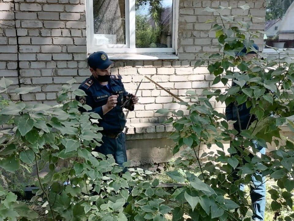 В Тверской области пожарные спасли птицу - новости Афанасий