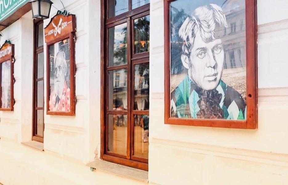 Портреты Циолковского, Есенина и Павлова не могут украшать памятники архитектуры