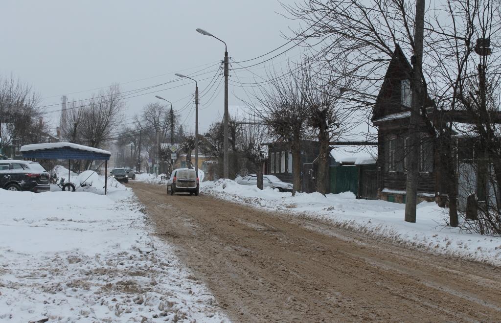 ОНФ просит сообщать о плохой уборке снега в Тверской области  - новости Афанасий