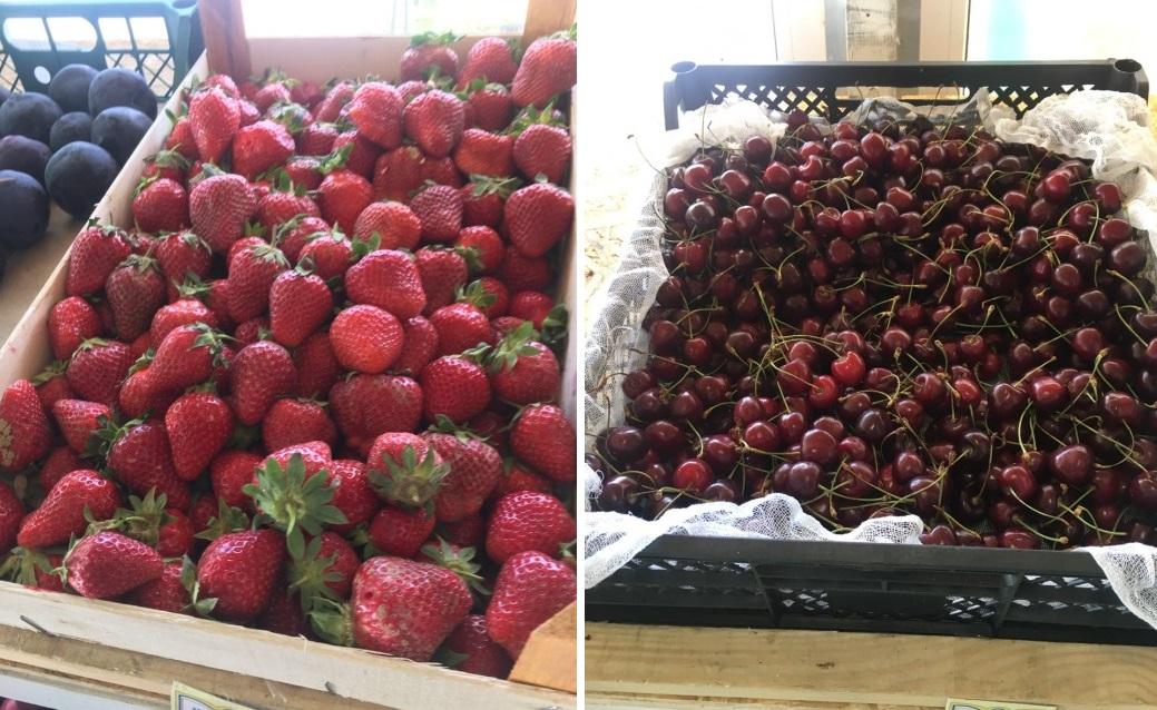 В Твери продавали подозрительные ягоды