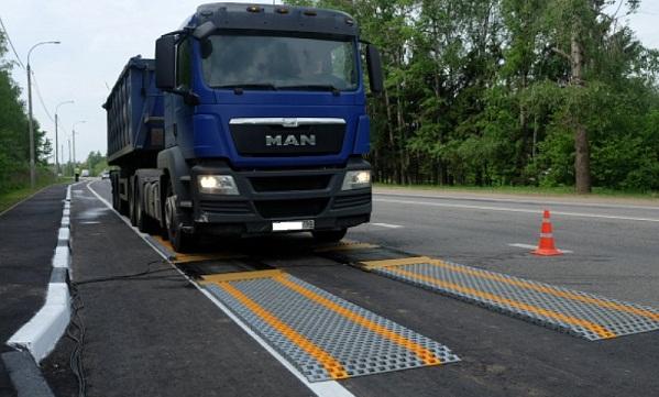 В Тверской области собираются установить два пункта весового контроля на дорогах