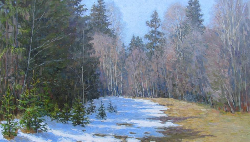 В Твери откроется выставка художника Академической дачи имени И. Е. Репина Владимира Филиппова