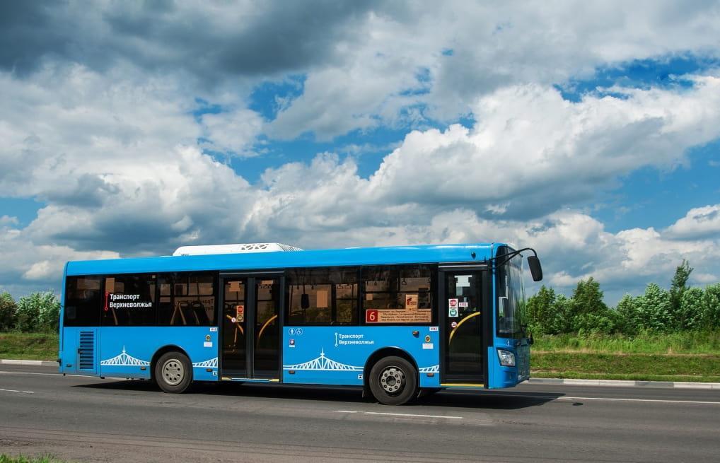 Автобус №56 в Твери продлят в «Южный» - новости Афанасий