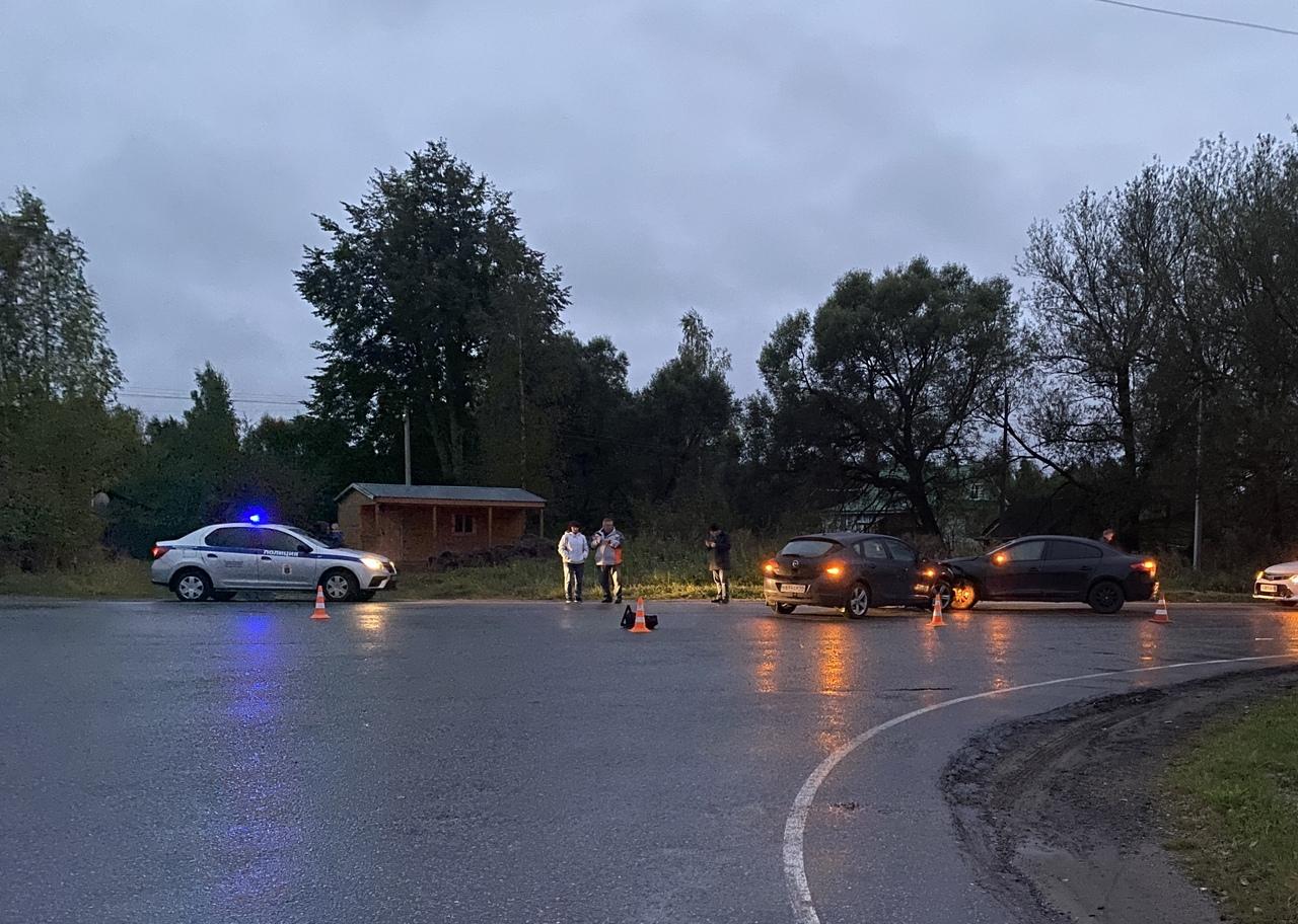 В Тверской области травмы в ДТП получила 61-летняя женщина - новости Афанасий