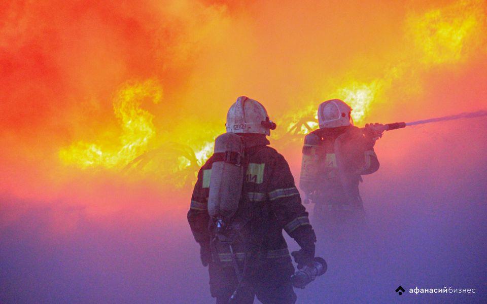 Женщина погибла, а мужчина получил серьезные ожоги на пожаре в Тверской области - новости Афанасий