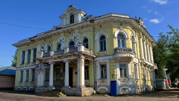 Власти Тверской области ищут инвесторов для реставрации особняка Неворотиных