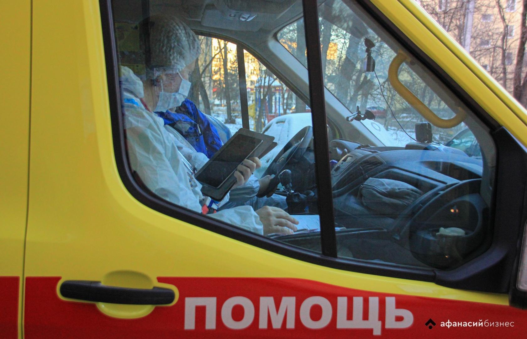 154 автомобиля скорой помощи пополнили автопарк Тверской области - новости Афанасий