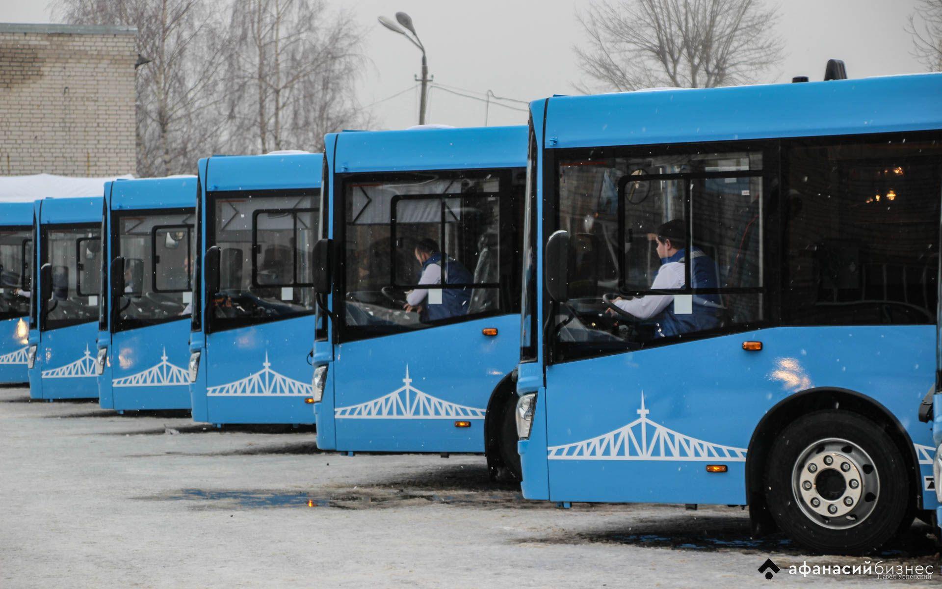 В центре Твери временно изменится схема движения автобусных маршрутов - новости Афанасий