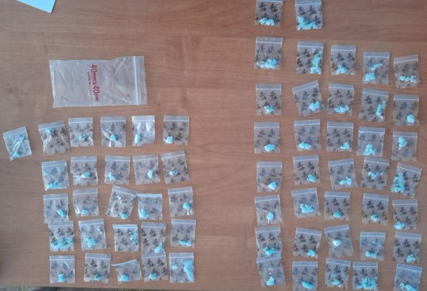 Задержаны двое мужчин, ввозившие в Тверскую область наркотики из соседнего региона
