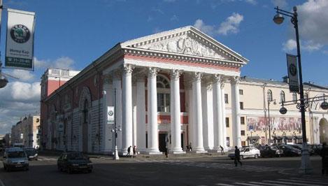 В Тверской драмтеатр можно будет сходить за 100 рублей