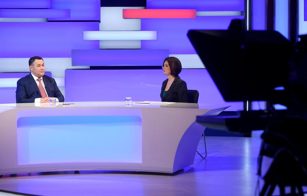 Игорь Руденя: комплексный подход в развитии Ржева и Ржевского района будет хорошим примером для других муниципалитетов Верхневолжья - новости Афанасий