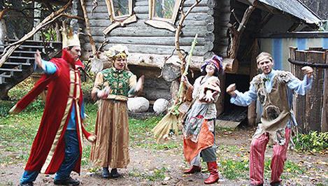 Сказочные герои из Тверской области отправятся на международный фестиваль в Киров