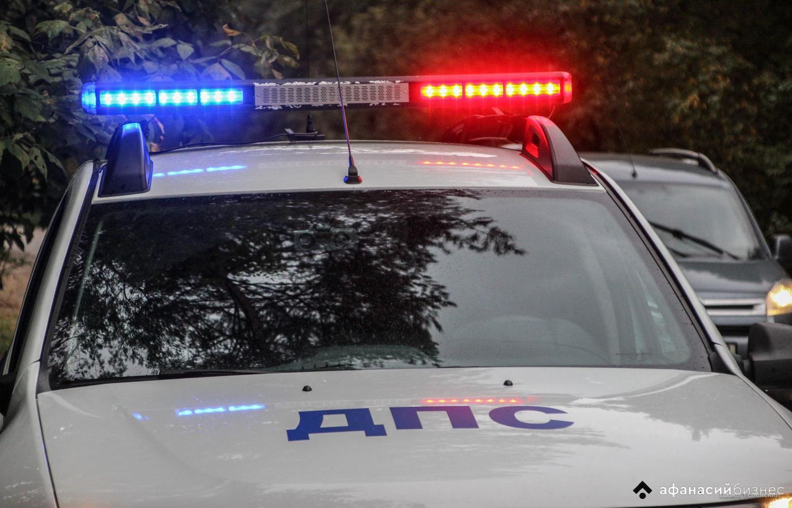 В Твери нетрезвый водитель пытался скрыться от ДПС и толкнул полицейского - новости Афанасий