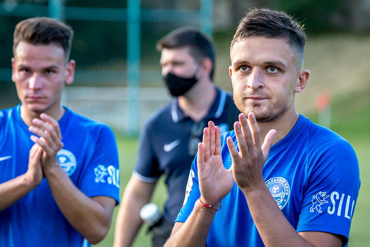 Тверские футболисты одержали первую в истории нового клуба победу - новости Афанасий