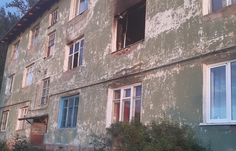 В Тверской области при пожаре в коммуналке погибла женщина - новости Афанасий