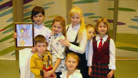 Тверские школьники сыграли в КВН