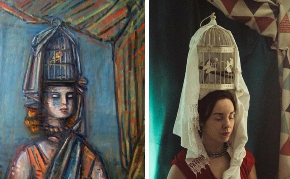 Жители Тверской области стали экспонатами Императорского дворца
