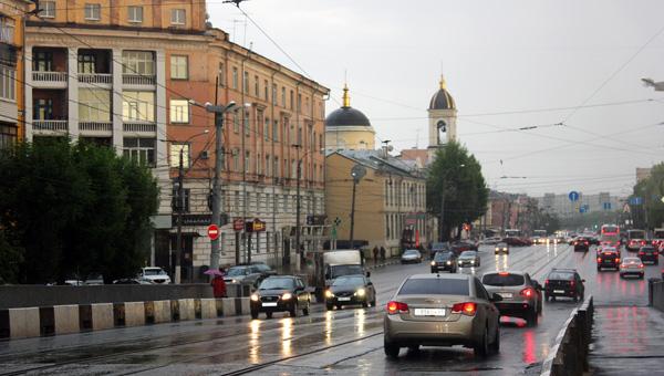 Комитет Госдумы по транспорту одобрил законопроект о платном въезде в городах
