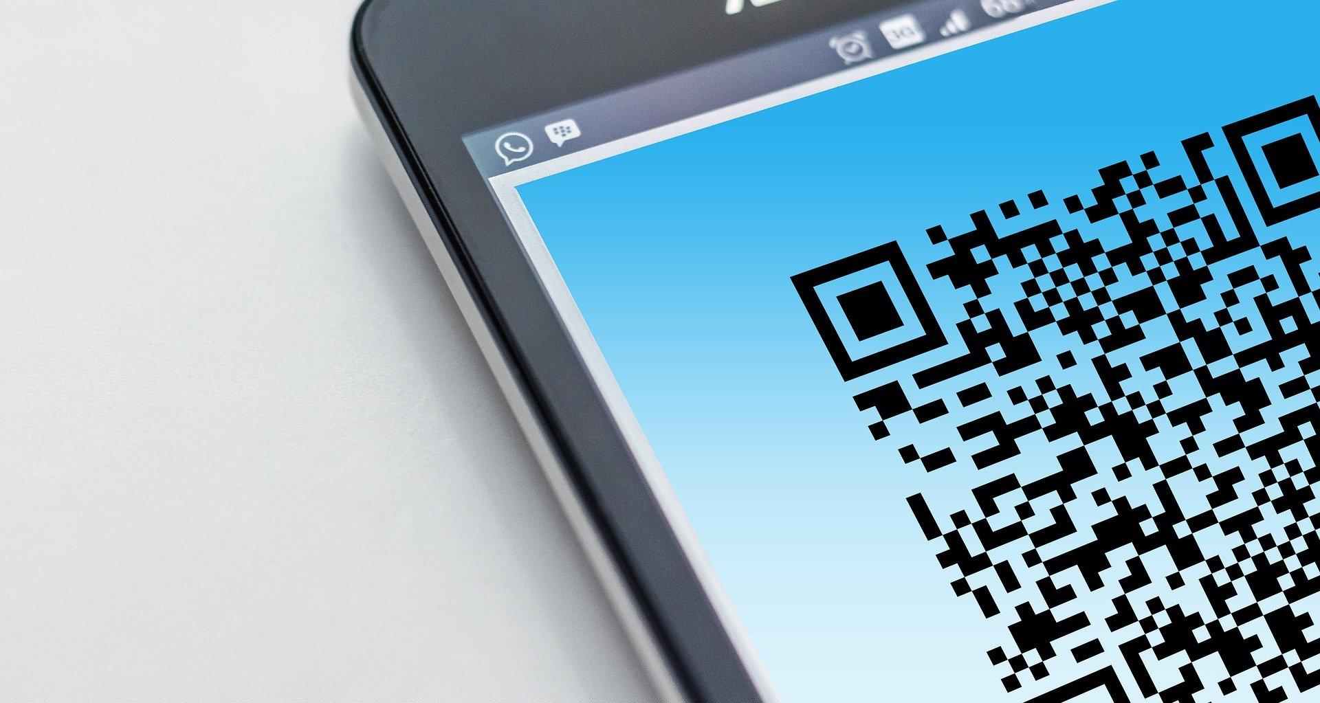 QR-код вместо паспорта предложили внедрить в России