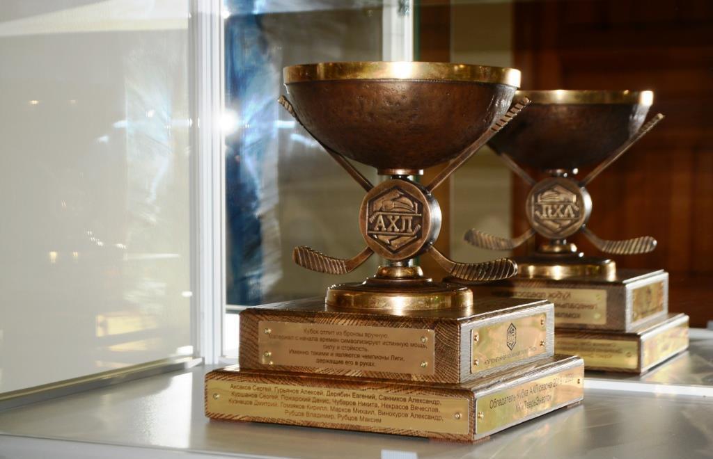 Команда Тверьэнерго победила на хоккейном турнире Кубка Альтернативной хоккейной лиги Тверской области - новости Афанасий